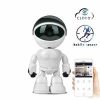 FH 1080P Cloud Home Security IP Camera Robot Intelligent Auto Tracking Camera Made In China Factory Manufactures