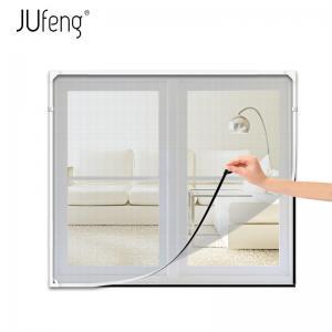 Adjustable Freedom DIY Magnetic Fiberglass Fly Screens Window