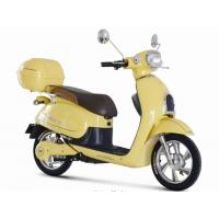 Fashionable High Power Cool Electric Motor Scooter for adults and Commuters 48v 20Ah Manufactures