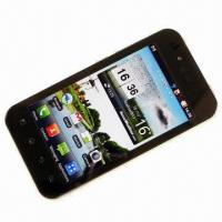 Buy cheap Android Phone, 3G network, Wi-Fi, GPS function from wholesalers