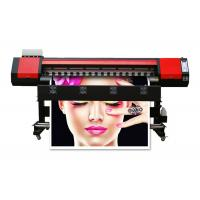 Hot Sale 1.8m Outdoor Eco Solvent Printer XP600 Roll To Roll Inkjet Banner Poster Vinyl Printing Machine Manufactures