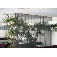 Vertical Hanging Metal Mesh Curtains Spray Paint Surface Treatment For Restaurants Manufactures