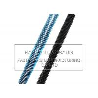 Industrial DIN975 Full Threaded Rod Fasteners , Carbon Steel Fully Threaded Studs Manufactures