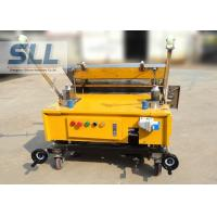 Waterproof Automatic Rendering Machine For Construction / Building Laser Positioning Manufactures