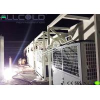 Movable Fresh Bell Peppers Forced Air Cooler High Airflow Fan Capacity Manufactures