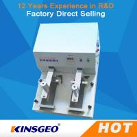 China 104mm AC220V 50Hz 40W  Electronic Textile Testing Equipment Rubbing Fastness Testing Machine for Fabric Textile on sale