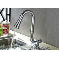 European UPC Sprayer Head Kitchen Faucet Deck Mounted ROVATE OEM / ODM Manufactures