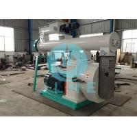 Livestock Poultry Feed Pellet Machine / Chicken Food Making Machine 110kw Manufactures