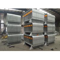 Metal Crowd Control Barrier Road Barrier Manufactures