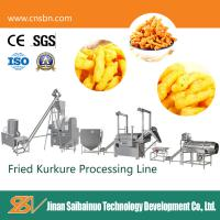 High Efficiency Kurkure Making Machine Nik Naks Cheetos Making Machine Manufactures