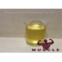 Pre-Mixed Yellow Oil Liquid Trenabolic 80 For Bulking Cycle CAS 10161-34-9 Manufactures