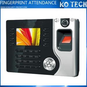 China KO-RL60 Employee Time Clock Software Free Fingerprint on sale