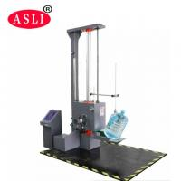 Drop Resistance Test Machine for Water Bucket , Packing Drop Test Equipment Manufactures