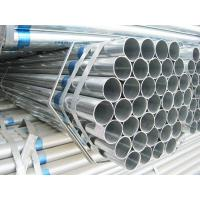 China welded hdg hot-dip galvanized steel pipe or hot deep galvanised steel tube Manufactures