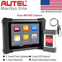 China New  Autel MaxiSys Elite J2534 Program ECU Diagnostic Tool Scanner Better MK908P Pro 2GB RAM & 32GB Embedded Memory on sale
