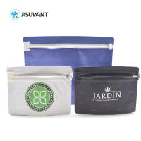 Biodegradable Child Proof Zipper Bags Smaller Infused Products Packaging Durable Manufactures