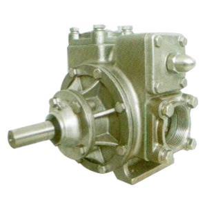 Buy cheap Anti Corrosive Fuel Transfer Pump Stainless Steel Vane Pump DN65 / 2.5