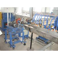 China PVC / U-PVC / C-PVC Pipe Extrusion Line SJ-45 / SJ-65 For Water Supply on sale