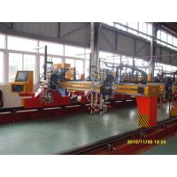CNC Flame Cutting Machines Cnc Pipe Cutting Machine For Steel Plate 4000 x 12000 Manufactures
