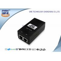 Desktop Switching POE Power Adapter 12V 0.8A with UL FCC GS Certificated Manufactures