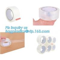 High Adhesive 48mm*100Y Hot Product Clear Bopp Tape,BOPP parcel packing tape for carton sealing,carton sealing tapes pac Manufactures