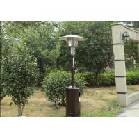 Powder Coated Fire Sense 46000 Btu Commercial Propane Patio Heater Floor Standing Manufactures