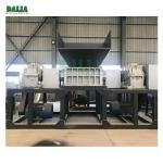 Top Feed Structure Scrap Metal Shredder Equipment For Waste Mattress / Rubber Foam Manufactures