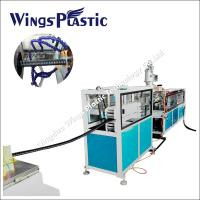 HDPE / PVC Bridge Prestressed Pipe Manufacturing Machine / Extrusion Line Manufactures