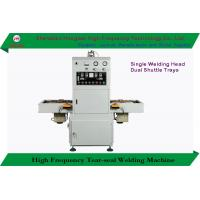 China Galvanized Steel High Frequency Welding Machine HF Heating Peneumatics Servo Motor on sale