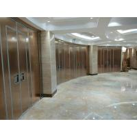 100MM Thickness  Soundproof Aluminum Frame Movable Partition Walls Manufactures