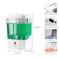 China Wall Mounted Automatic Soap Dispenser Touch Free Liquid Foam Sanitizer Dispenser on sale
