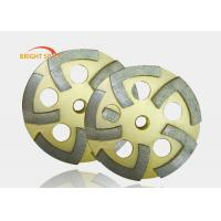 Wear Resistant Sintered Diamond Cup Wheel 100 - 180 Mm For Grinding Concrete Manufactures
