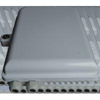 FTTH Fiber Optic Termination Box Embedded Face Frame For PON Network Manufactures