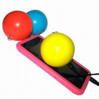 Micro-speakers for MP3/iPod/Mobile Phone/PC, Ball Shape, Built-in Rechargeable Battery  Manufactures