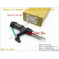 China Denso Common Rail Injector 095000-1170 095000-1171 095000-0720 095000-0722 for Mitsubishi Fuso 6M60T ME300330 ME300290 on sale
