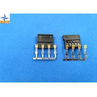 Home Appliances Phosphor Bronze ATA SATA Connectors 15PIN Pitch 1.27mm AWG#18 - 22 Manufactures