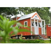 Modern Color Small Modern Prefab Homes With Trailer Manufactures