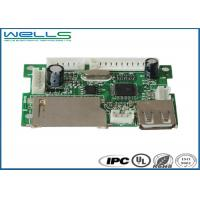 Medical Product PCBA PCB Assembly , Double Sided Printed Circuit Board FR4 Base Manufactures