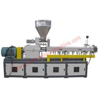 mastbatch twin screw extruder machine Manufactures