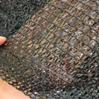 China HDPE Black Sun Shade Net for agriculture.greenhouse shade netting with Good Quality 70% on sale