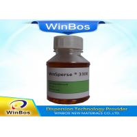 dispersant winsperse 3300 for disperse carbon black in auto and repair paint Manufactures