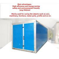 China Hot-sale New Brand Powder Coating Curing Oven on sale