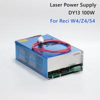 Co2 Laser DY13 Power Supply 100W for W4 / Z4 / S4 Reci Co2 Laser Tube Manufactures