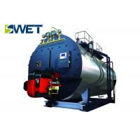 High Efficient Natural Gas Steam Boiler, Fast Loading Fire Tube Steam Boiler Manufactures