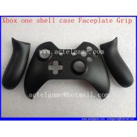 Quality Xbox one shell case Faceplate Grip Xbox one repair parts for sale