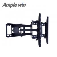 Multi-functional retractable wall mount LCD TV rotating bracket TV32 Manufactures