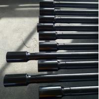 Underground Drilling Threaded Drill Rod Mf T51 12ft In Black Gray Color Manufactures