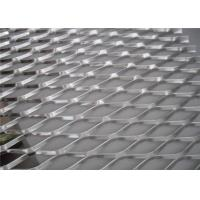 China Na-View Interior Aluminum Wire Mesh Panels OEM / ODM Welcome A-0405 on sale