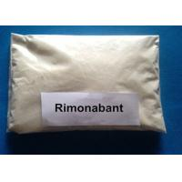 Rimonabant ACOMPLIA Pharmaceutical Raw Materials CAS 168273-06-1 Weight Loss Steroid Manufactures