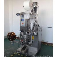 Buy cheap Automatic Round Tea Pods Packing Machine from wholesalers